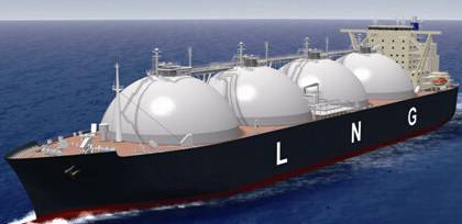 US LNG tanker arrives in China, first to land in key NE Asia
